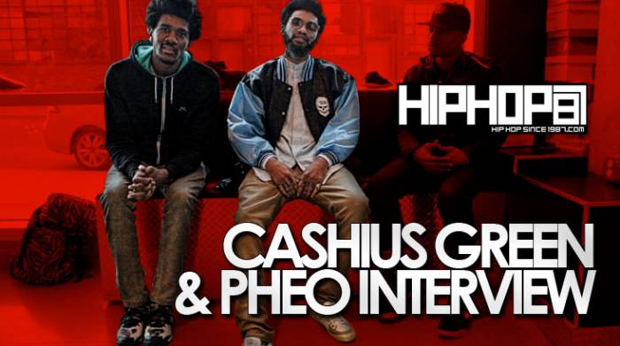 CASHIUS GREEN PHEO INTERVIEW