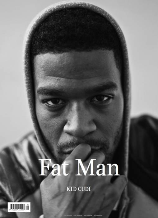 COVERHIGHERRESFM KiD CuDi Covers Fat Man Magazine