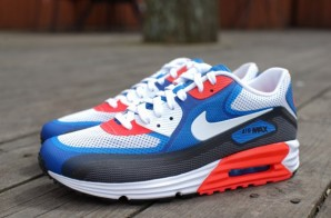 "Nike Air Max Lunar90 ""Military Blue"" (Photos)"