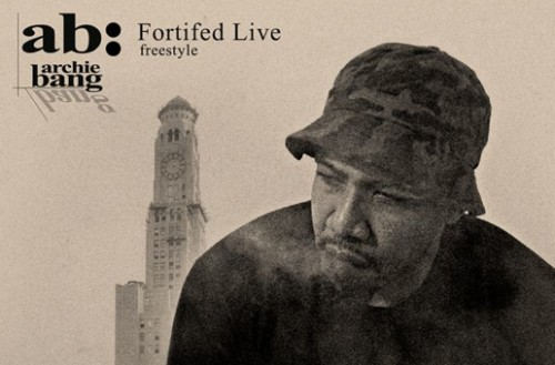 FortifiedLive 516 500x329 Archie Bang   Fortified Live (Freestyle)