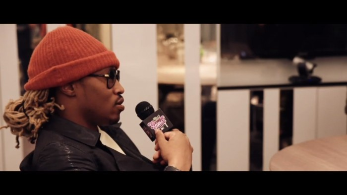 Future-1 Future - Honest Webisode 2 In London (Video)
