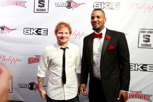 Game Teaming With Ed Sheeran Game Planning Collab Album With Ed Sheeran