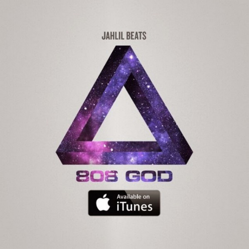 Jahlil_Beats_808_God Jahlil Beats - 808 God (Instrumental Album)