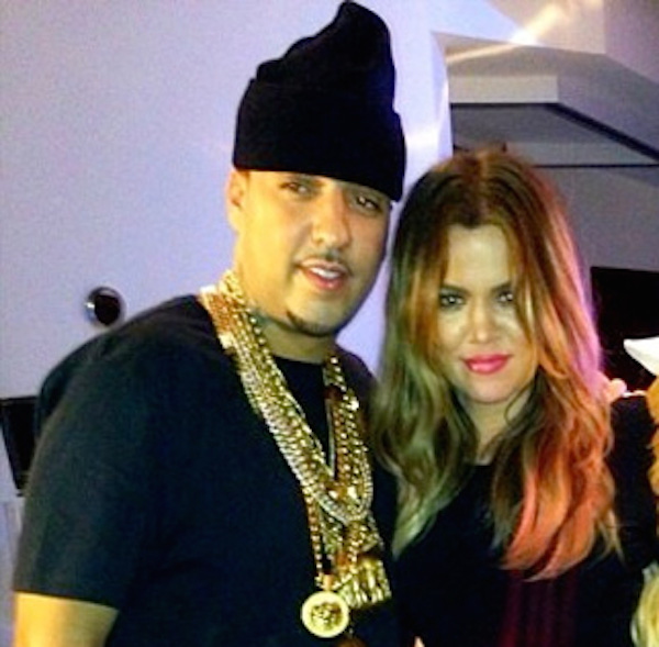Khloe-Kardashian-dating-French-Montana Is French Montana Dating Khloe Kardashian???