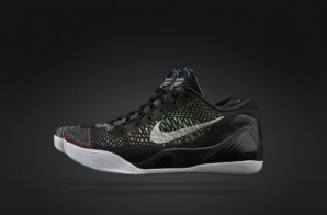Nike Kobe 9 Elite Low HTM (Photos)