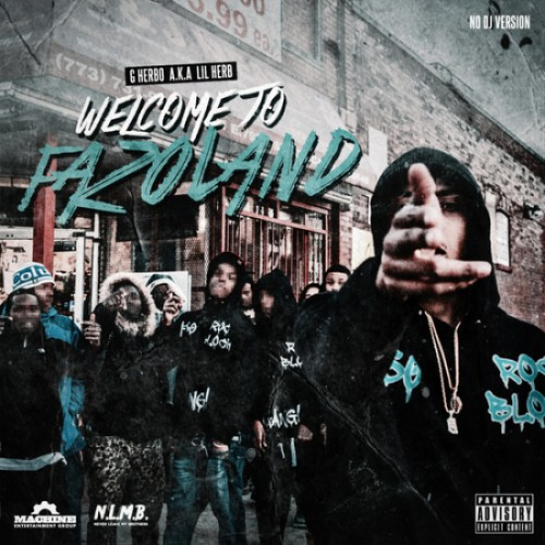 Lil_Herb_Fazoland_no_Dj-front-large-500x500 Lil Herb - Welcome To Fazoland [No DJ] (Mixtape)