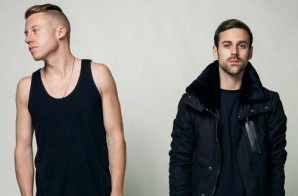 Macklemore & Ryan Lewis Take The Stage At The Jordan Brand Event (Video)