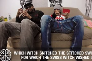 Method Man & Redman Read Some Tongue Twisters (Video)