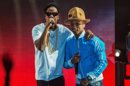 Pharrell_Brings_Out_JayZ_At_Coachella