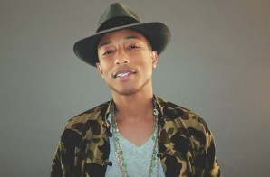 Pharrell To Be A Judge On The Voice