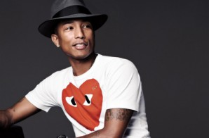 Pharrell Williams On The Howard Stern Show (Video)