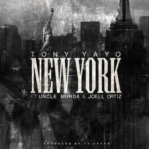 SRiL6U3 Tony Yayo - New York Ft. Uncle Murda & Joell Ortiz