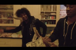 Danny Brown – 25 Bucks (Video) Ft. Purity Ring