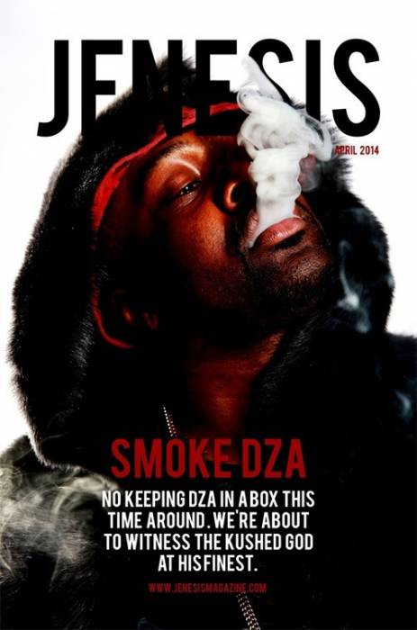 Smoke-DZA-JENESIS-Magazine Smoke DZA Covers JENESIS Magazine