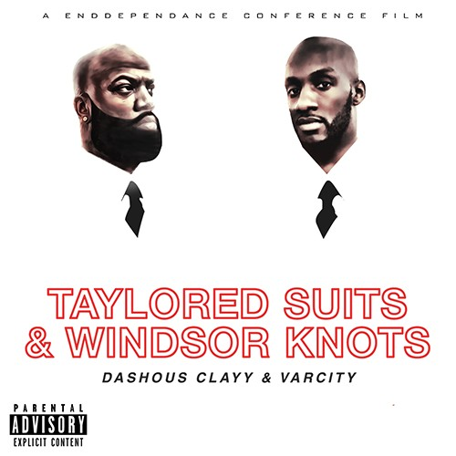 TSWK_1C_ds-1-1 Dashous Clayy x VarCity - Taylored Suits And Windsor Knot (Mixtape)