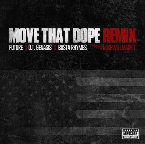 UCWJAze Busta Rhymes & O.T. Genasis – Move That Dope Freestyle