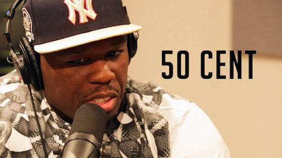 YAs7CHh1 50 Cent – Funkmaster Flex Interview (Video)