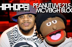 Peanut Live 215 & McVeigh Blog (Video)