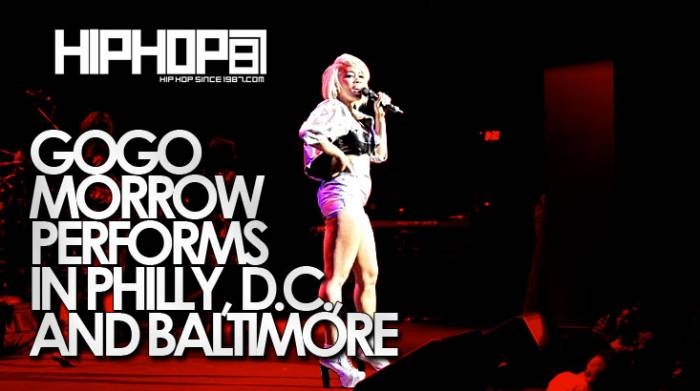 YoutubeTHUMBS-122-1 GoGo Morrow Performs In Philly, D.C., And Baltimore (Video)