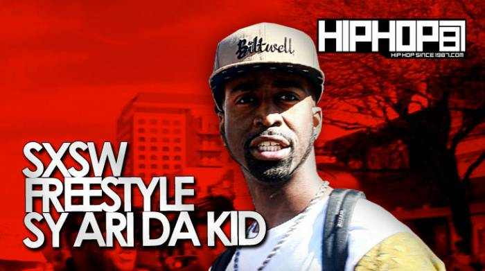 YoutubeTHUMBS 130 HHS1987: SXSW Freestyle – Sy Ari Da Kid