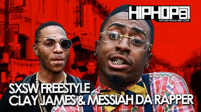 YoutubeTHUMBS-134 HHS1987: SXSW Freestyle – Clay James & Messiah Da Rapper