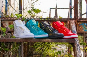 "Adidas Top Ten ""City Pack"" (Photos)"