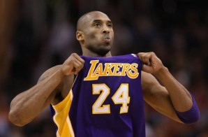 "Black Mamba Lake Show: Kobe Bryant's ""Muse"" Documentary Is Coming To Showtime (Video)"