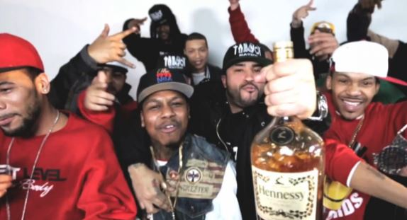 bannedfromtheradiovideo Maino, Bodega Bamz, Chinx Drugz, Troy Ave, Mack Wilds & City Boy Dee - Banned From Radio (Video)