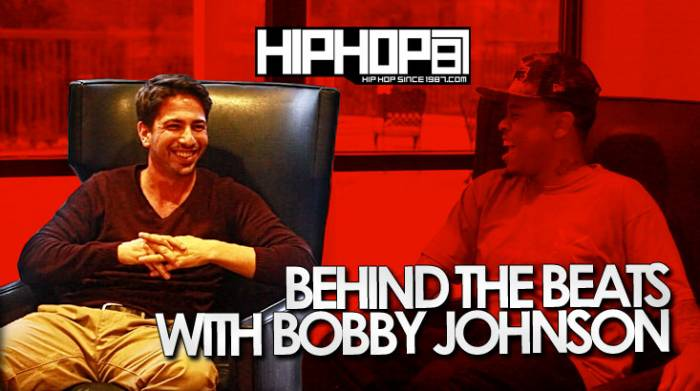 bobby johnson HHS1987 Presents Behind The Beats with Bobby Johnson (Video)