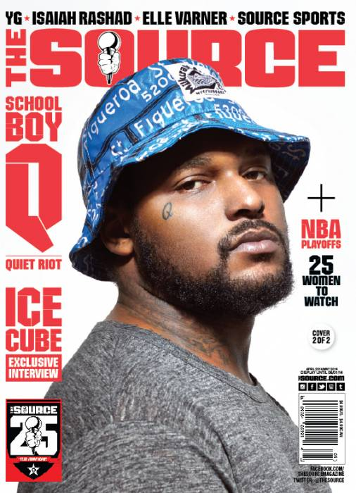 c1 qcover spot lo ScHoolboy Q Covers The Next Issue of The Source