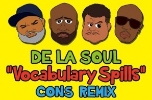 Consequence – Vocabulary Spills (Remix)