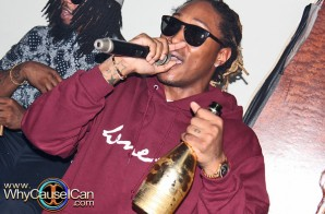 "Future Holds ""Honest"" Listening Party In Atlanta (Photos)"