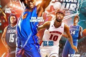 DJ Grady, DJ Ben Frank & DJ Young Shawn – Final Four (North Texas 2K14) (Mixtape)