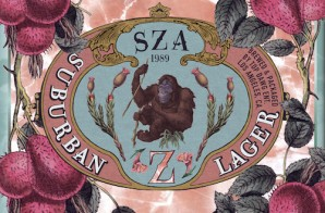 TDE's First Lady, SZA Unveils The Official Cover & Tracklist For Her 'Z' EP