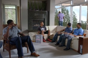Damien Lillard x Karl Malone x Barry Sanders x Chris Webber x Ladainian Tomlinson – No Rings (Foot Locker Ad) (Video)