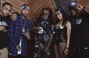 Tyga, Nicki Minaj & Lil Wayne – Senile (Video)