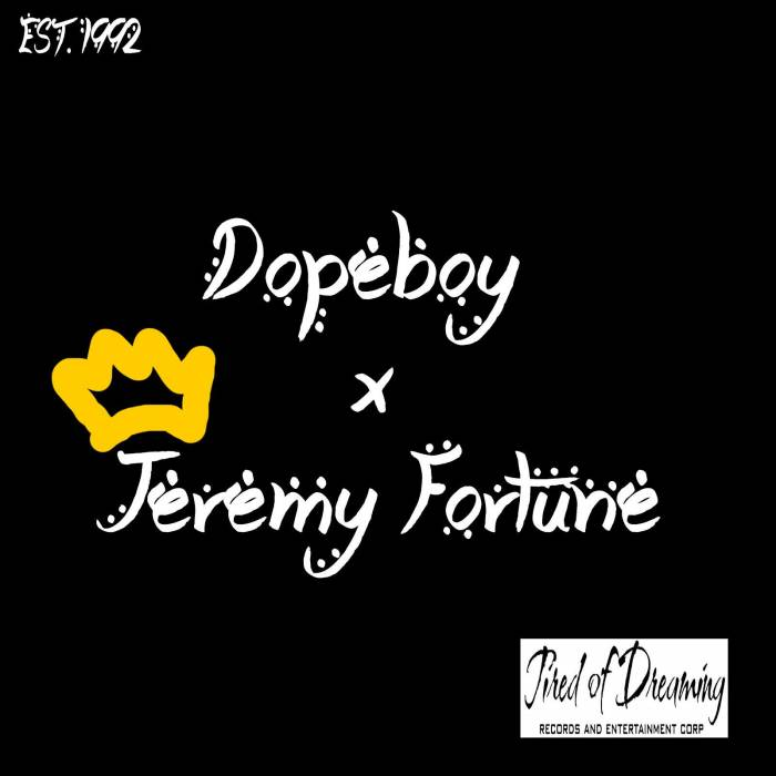 image-12 Jeremy Fortune Releases His New Single 'Dope Boy' On iTunes & Free 'Ten Racks' Stream!