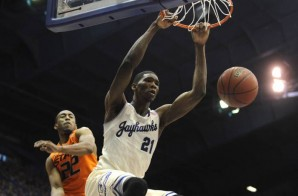 Kansas Big Man Joel Embiid Declares for 2014 NBA Draft