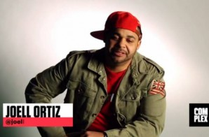 Joell Ortiz & The Heatmakerz Talk House Slippers LP (Video)