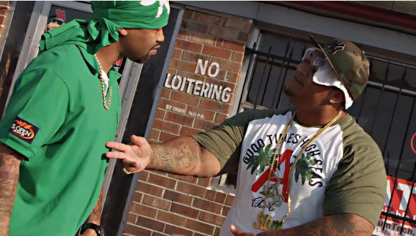 juviebigggnewvideo Biggg Slim   Nothing Ft. Juvenile (Video)