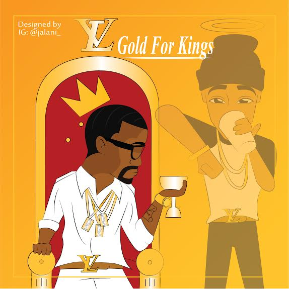 Louie V Gutta - Gold For Kings (Addressing Everything)