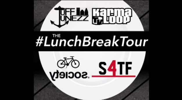 lunchbreaktour Tuff Tunezz In Association w/ KarmaloopTV & Society Presents: The Lunch Break Tour x Recap (Video)