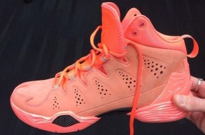 "Macklemore x Jordan Melo M10 ""Northwest King Salmon"" (Photos)"