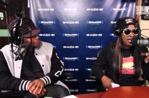 "Gangsta Boo Talks about her Relationship with Juicy J, her New Album ""Witch"" & More with Sway (Video)"