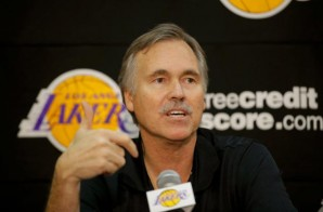 Mike D'Antoni Resigns as the Los Angeles Lakers Head Coach