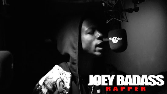 n5dlzRU Joey Bada$$ & Kirk Knight – Charlie Sloth Freestyle (Video)