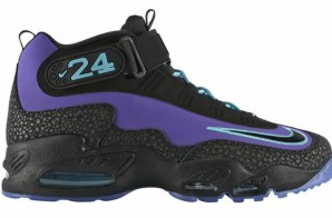 "Nike Air Griffey Max 1 ""Purple Venom"" (Photos)"