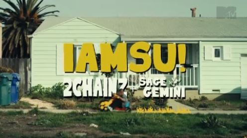 onlythatrealoffcialvideo IAMSU!   Only That Real Ft. 2 Chainz & Sage The Gemini (Video)
