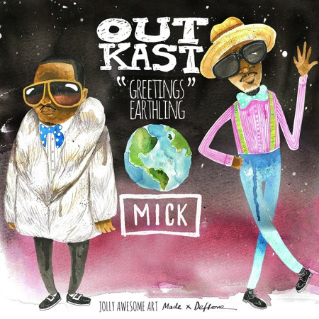 outkast-1-450x450 MICK – Greetings Earthling: Outkast Rarities & Remixes (Mixtape)