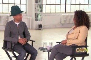 Pharrell On 'Oprah Prime' (Preview) (Video)